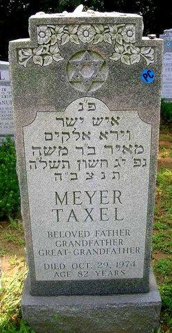 Meyer Taxel