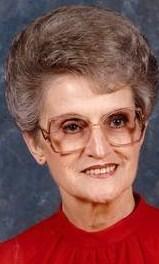 Irma Jean  Manning <I>Udell</I> Bedford