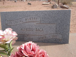 Alfredo Baca
