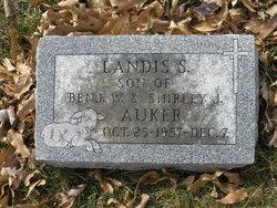 Landis S Auker
