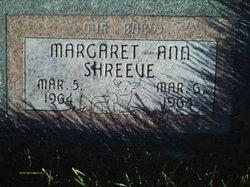 Margaret Ann Shreeve