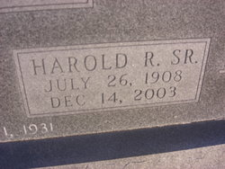 Harold R. Babcock, Sr