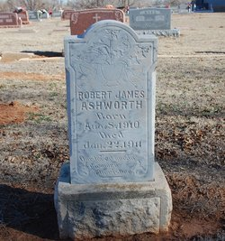 Robert James Ashworth