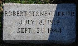 1LT Robert Stone Currier