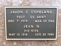 Jason C Copeland