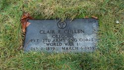 Clare E. Cullen