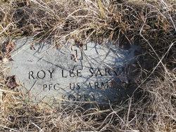 PFC Roy Lee Sarvis
