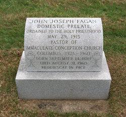 Rev Fr John Joseph Fagan