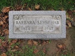 Barbara Seyschab