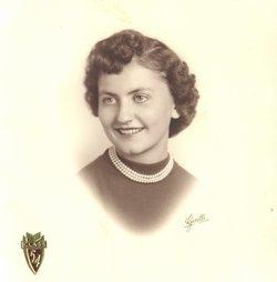 Patricia Lou <I>Stubben</I> Petersen