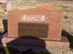 George Freeman Stone