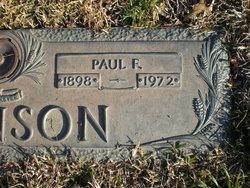Paul Franklin Johnson, Sr