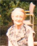 Edith Maude <I>Morgan</I> Bechly