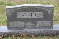 Lola Frances <I>Mace</I> Atkins