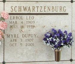 Errol Leo Schwartzenburg