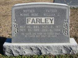 Minnie Irene Farley