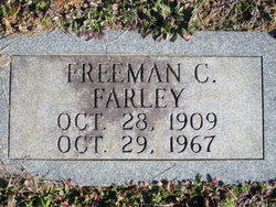 Freeman C Farley