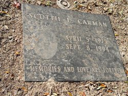 Scottie L Carman