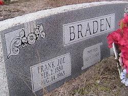 Frank Joe Braden