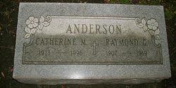 Raymond G Anderson