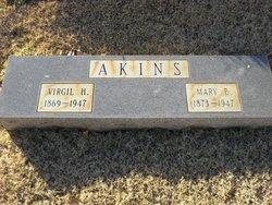 Mary E Akins