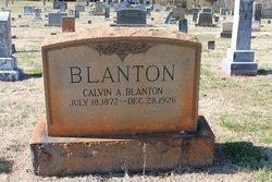 Calvin A Blanton