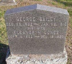 Eleanor M <I>Jones</I> Bailey