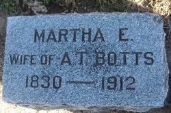 Martha E <I>Spiller</I> Botts