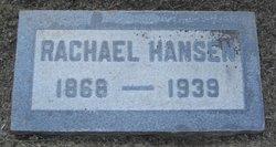 Rachael S. <I>Miley</I> Hansen