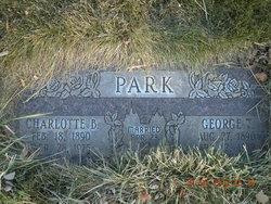 Charlotte <I>Barnes</I> Park