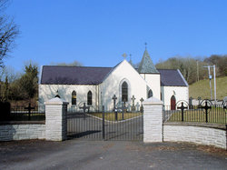Ballymacilroy Roman Catholic Cemetery