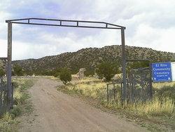 El Rito Community Cemetery