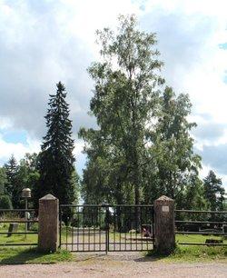 Hämeenkoski Valkjärvi Cemetery
