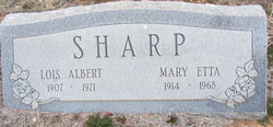 Lois Albert Sharp