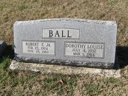Dorothy Louise Ball