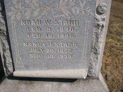 Noah W. Starr