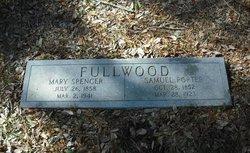 Mary Amelia <I>Spencer</I> Fullwood