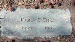 Dora <I>Smith</I> Shea