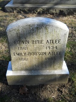 Emily Robson <I>Potter</I> Atlee