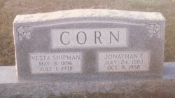 Jonathan Gordon Franklin Corn
