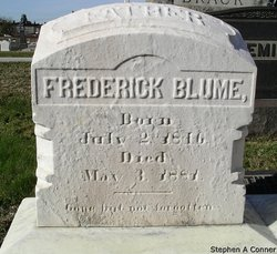 Frederick Blume