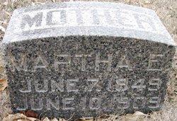 Martha E Ziegenfuss