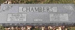 Irene Virginia <I>Emerson</I> Chambers