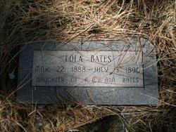 Lola Bates