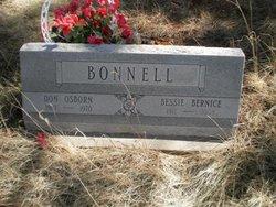 "Donald Osborn ""Don"" Bonnell"