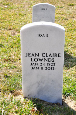 Jean Claire Lownds