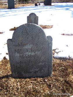 Elijah Wells