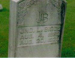 John Lee Biggs