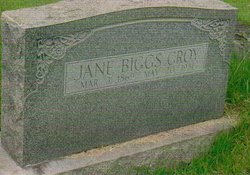 Armetta Jane <I>Hearn</I> Biggs Croy