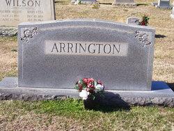 """Lucy """"Ludie"""" <I>Law</I> Arrington"""